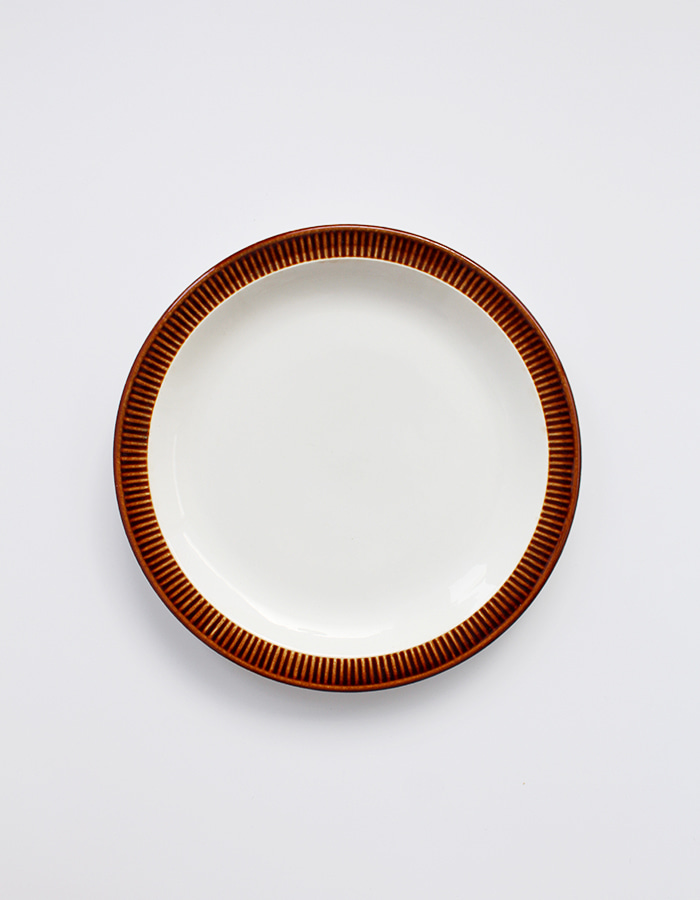"poole) parkstone plate 18""  - 재입고"