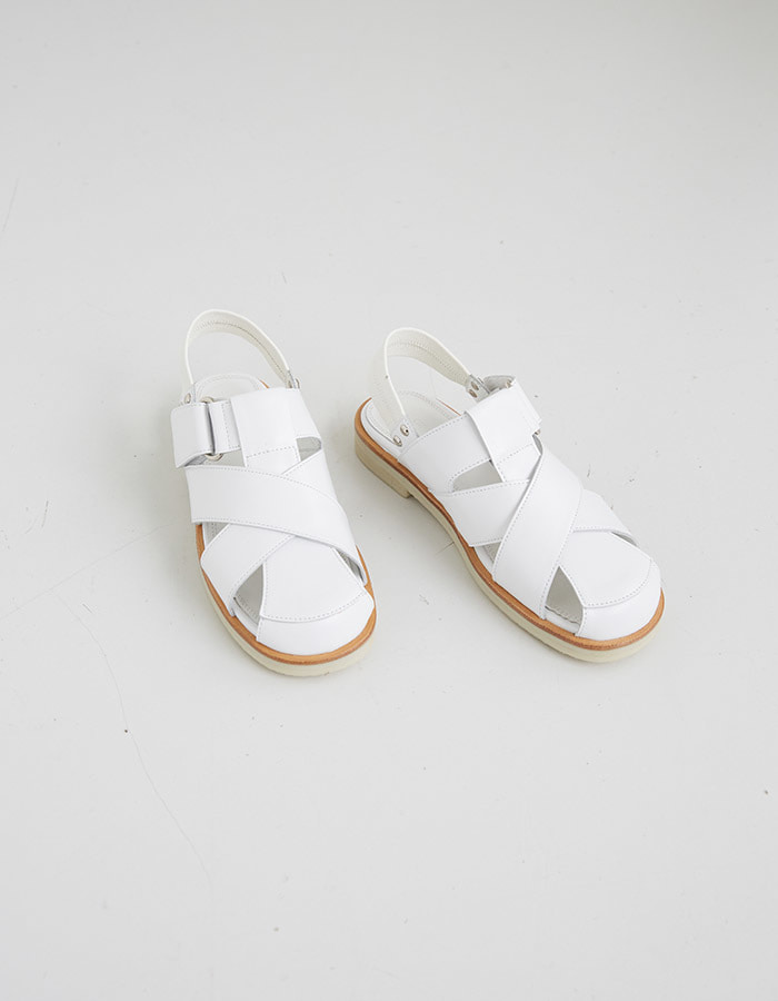 column) truck sandals (3colors)